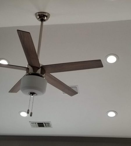 Interior Upgrade