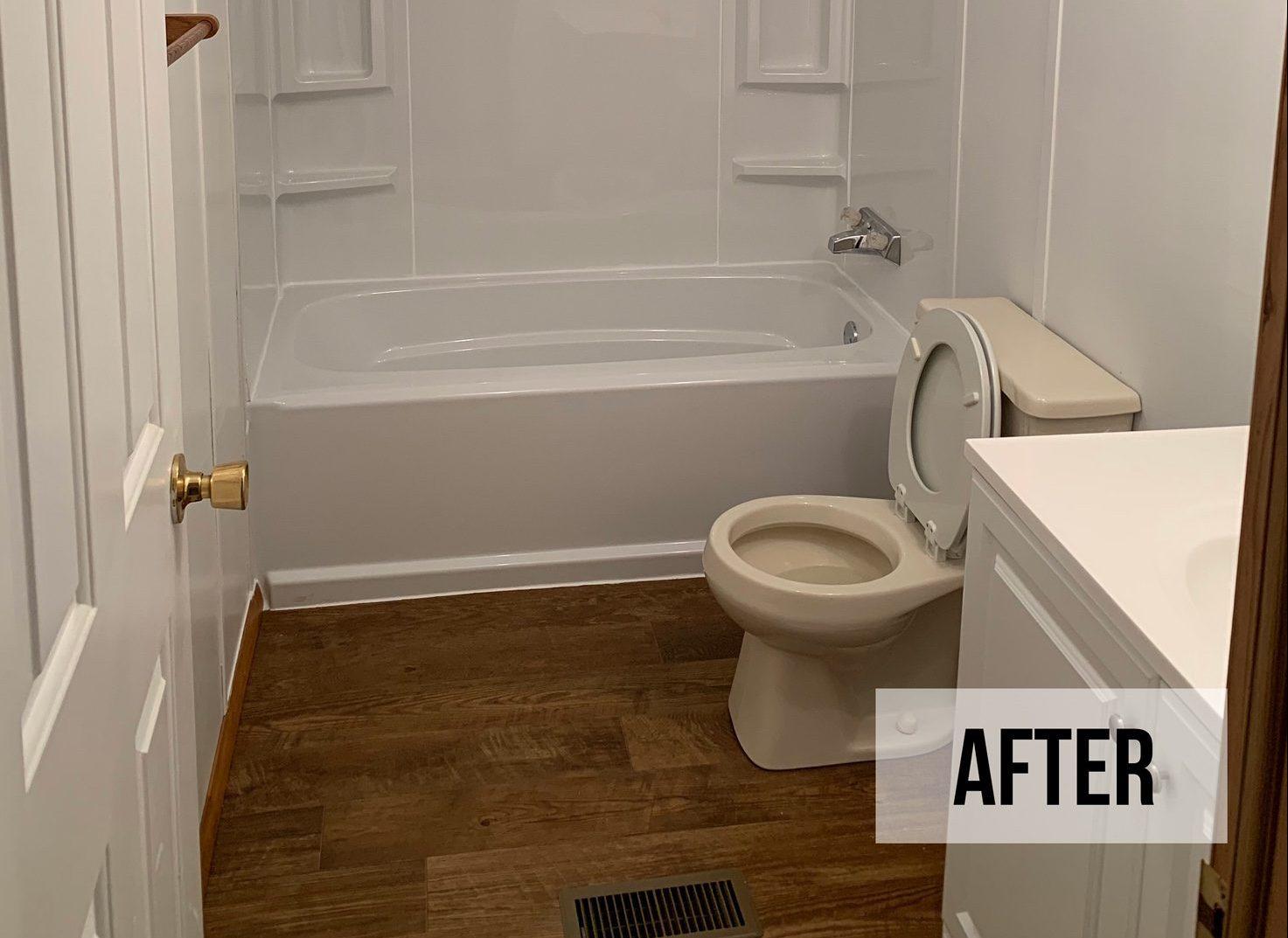 Bathroom Renovation CRM